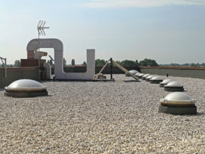 Gravel Flat Roof | Commercial Roofers Southpaw Roofing – Augusta GA