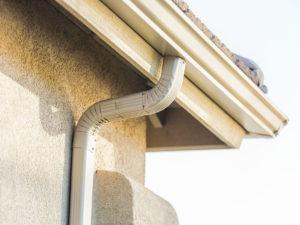 Seamless Aluminum Rain Gutters   Southpaw Roofing – Augusta GA