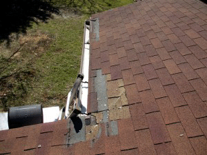 Damaged Roof | Southpaw Roofing – Augusta GA