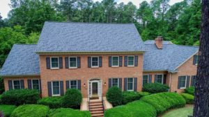 Residential Roof After - southpaw roofing augusta